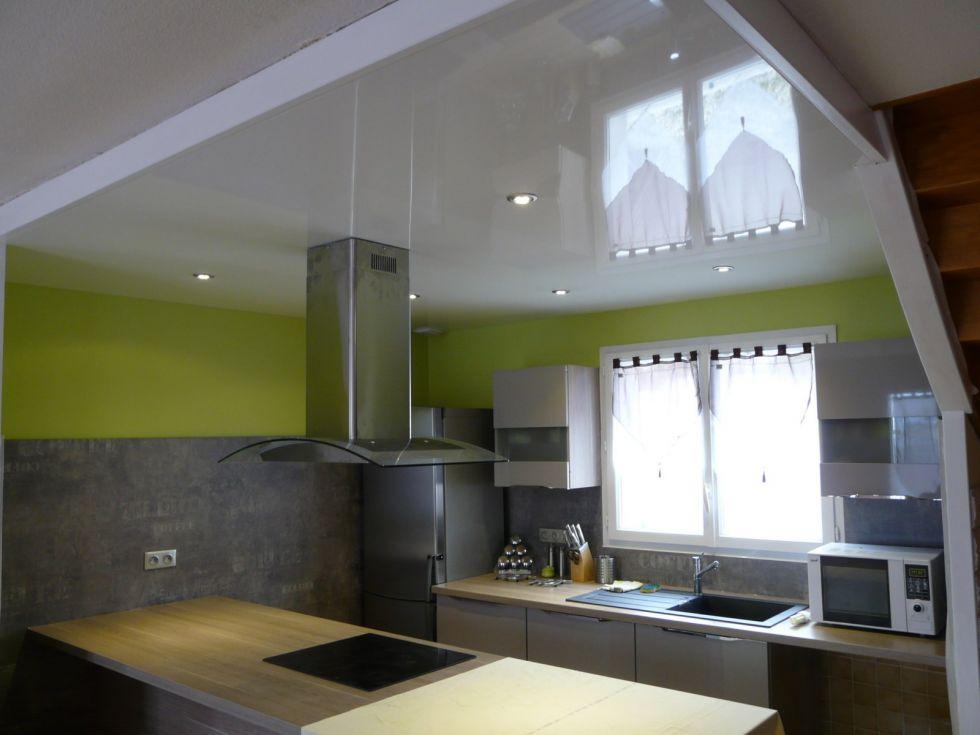 Потолок для кухни эконом вариант фото дешево